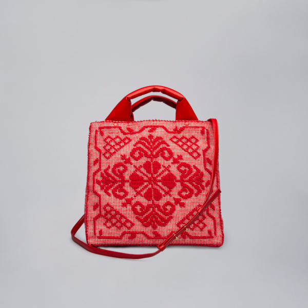 Philomena luxury bags janas jana 22 red