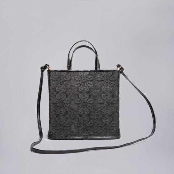 Philomena luxury bags mul mantra nirbhao black