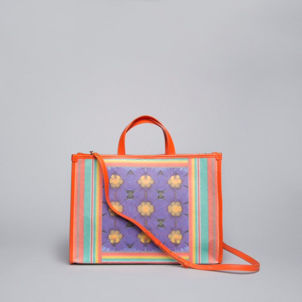 Philomena luxury bags mul mantra ong violet