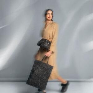 Philomena luxury bags mul mantra purkh black